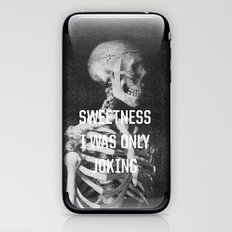 Sweetness iPhone & iPod Skin