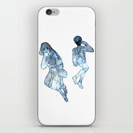 That Which Transcends Time iPhone Skin