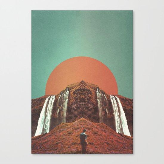 The Pantheist Canvas Print