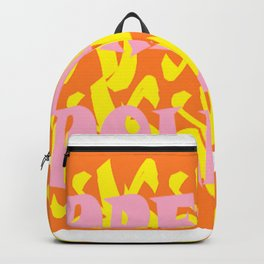 Pretty Polley Backpack