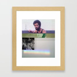 The Revolution Framed Art Print