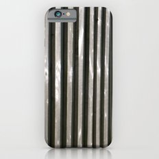 PARALLEL LINES SHADES OF GREY iPhone 6s Slim Case
