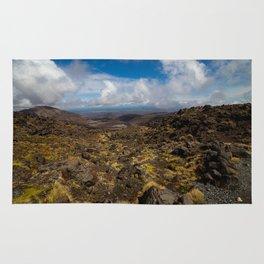 Tongariro National Park, NZ Rug