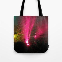 STRFCKR concert lasers Tote Bag
