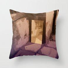 MIRROR MIRROR Throw Pillow