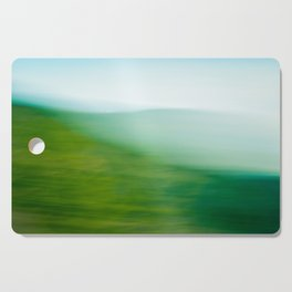 Mountains and Sea Cutting Board