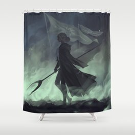 Last stand II Shower Curtain