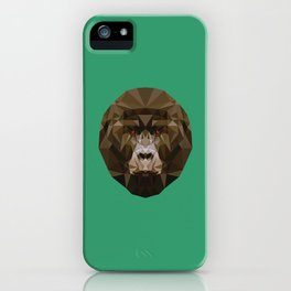Gorilla Power! iPhone Case