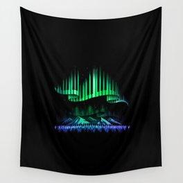 Aurora Borealis Song Wall Tapestry