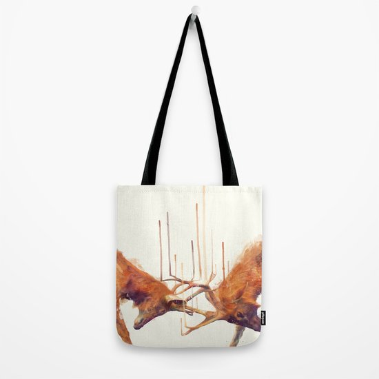 Stags // Strong Tote Bag