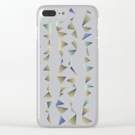 Three trees 310518 Clear iPhone Case