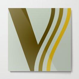 modern home design Metal Print