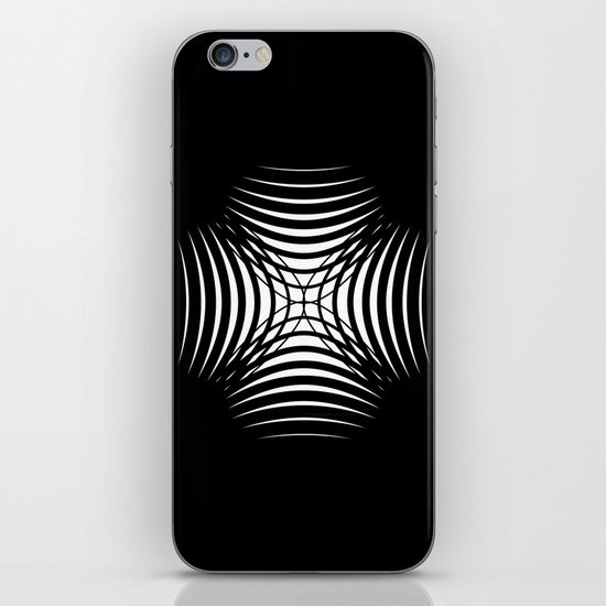X like X iPhone & iPod Skin