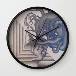 Dream Extraction Wall Clock