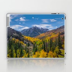 Autumn Views Laptop & iPad Skin