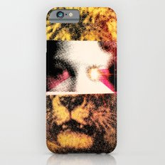 Lady Lion Slim Case iPhone 6s