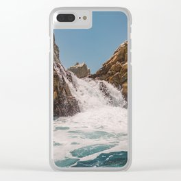 Cabo San Lucas VII Clear iPhone Case