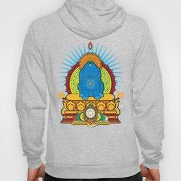 BUDDHA BUN Hoody