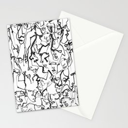 Under Pressure Stationery Cards