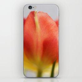 Shining Orange iPhone Skin