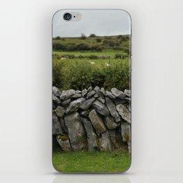 Connemara Walls iPhone Skin