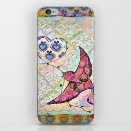 Love Birds 2 iPhone Skin