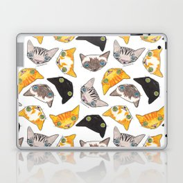 """Oro?"" Cats Laptop & iPad Skin"