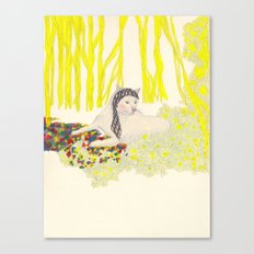 if  Gatsby has a cat, Canvas Print