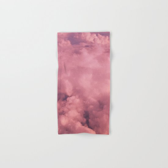 Cotton Candy II Hand & Bath Towel