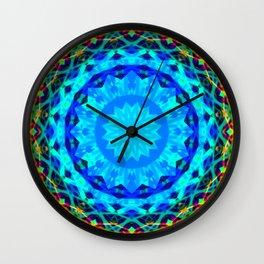 Kaleidoskop Q Wall Clock