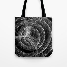 Complex Mable Pattern Tote Bag