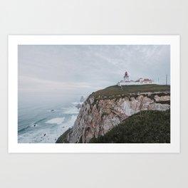 Cabo da Roca Art Print