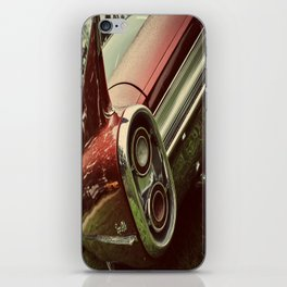 Vintage Car : Red Coupe De Ville iPhone Skin
