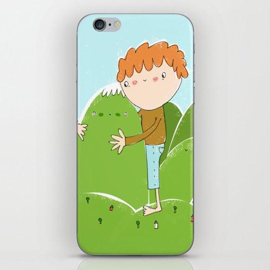 do you need a hug? iPhone & iPod Skin