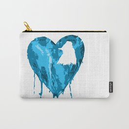Co/d Heart Carry-All Pouch