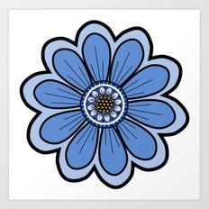 Flower 11 Art Print