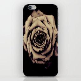 Vintage Rose iPhone Skin