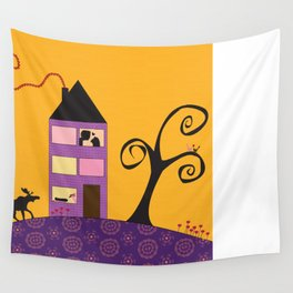 Little House on the Prairie Wall Tapestry