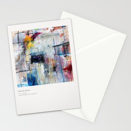 21 Notecard Set Stationery Cards