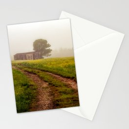 One Room Country Shack Stationery Cards