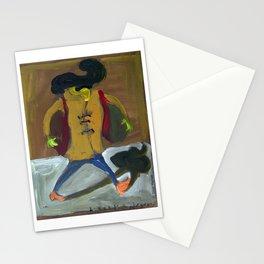 Pepe Montgomery por Diego Manuel Stationery Cards