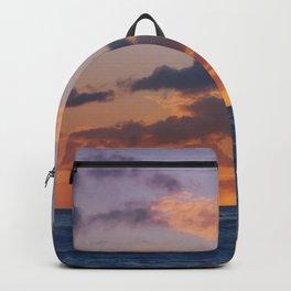 sucker for sunsets Backpack