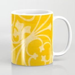 Rejas Yellow Coffee Mug