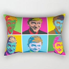 WENGER à la WARH0L Rectangular Pillow