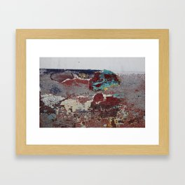 Urban Landscape I - JUSTART (c) Framed Art Print