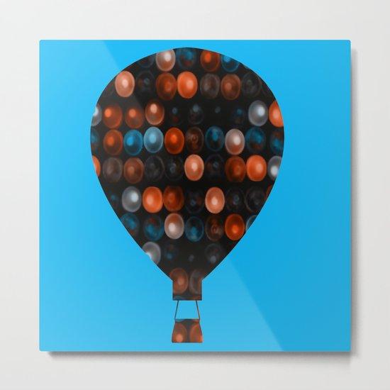 My Beautiful balloon Metal Print