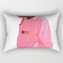 Frank Nascar Rectangular Pillow