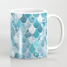 California Mermaid, Summer Ocean Coffee Mug