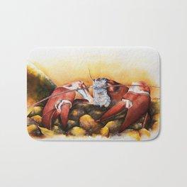 Crayfish Bath Mat