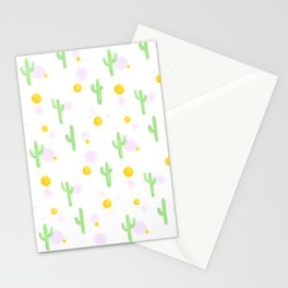 When You Live in the Desert Stationery Cards